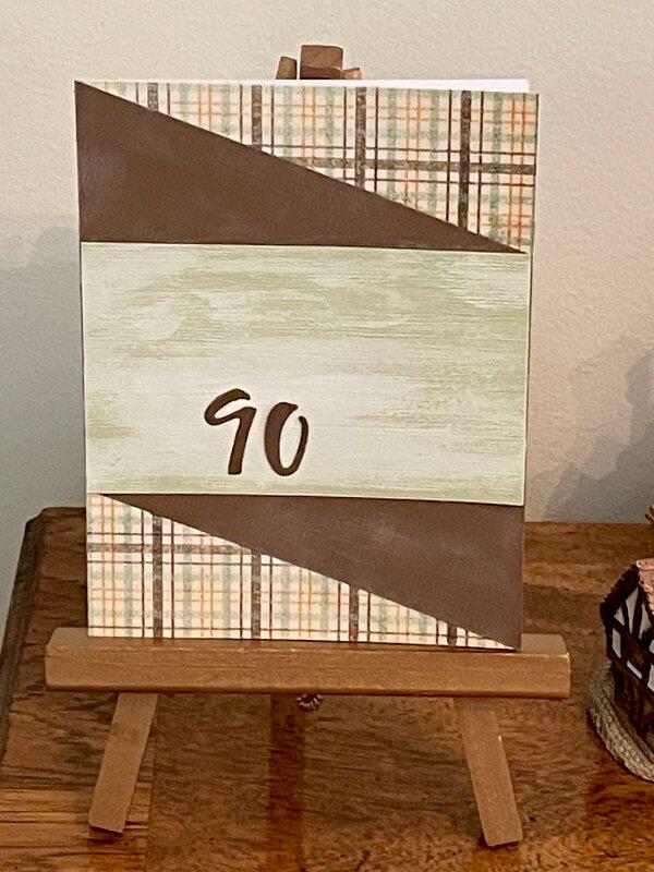 90 (birthday card)