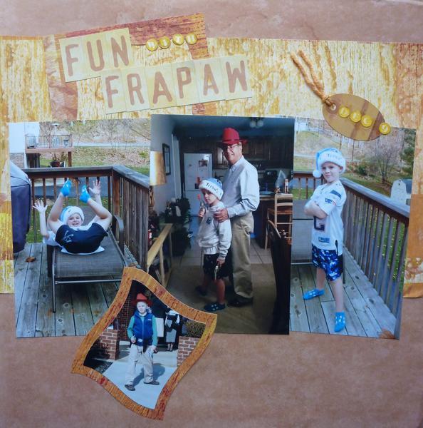 Fun with Frapaw