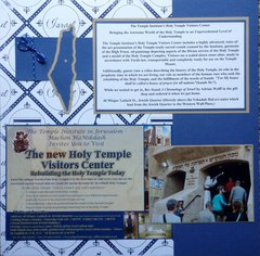 Holy Temple Visitors Center