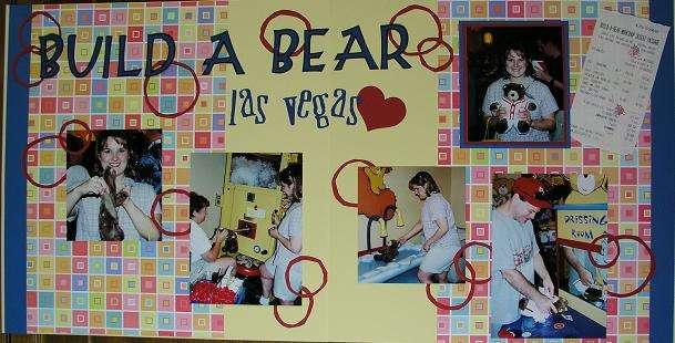 Build A Bear Las Vegas