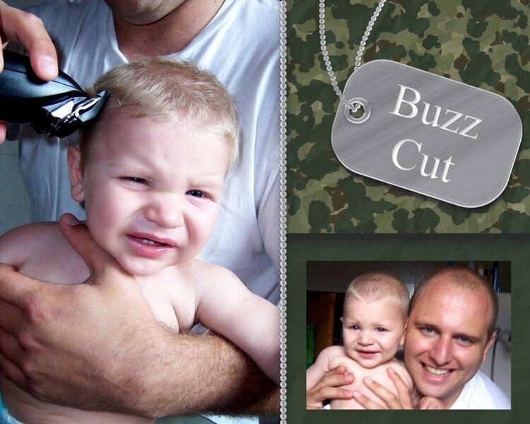 DIGI: Buzz Cut