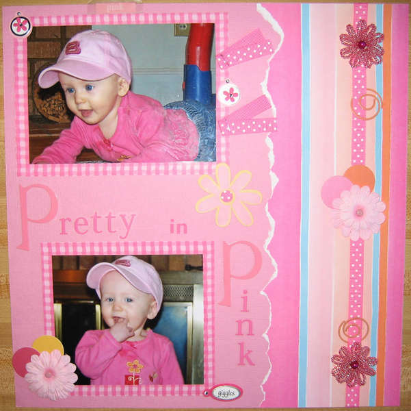 Pretty in Pink - Entry #3