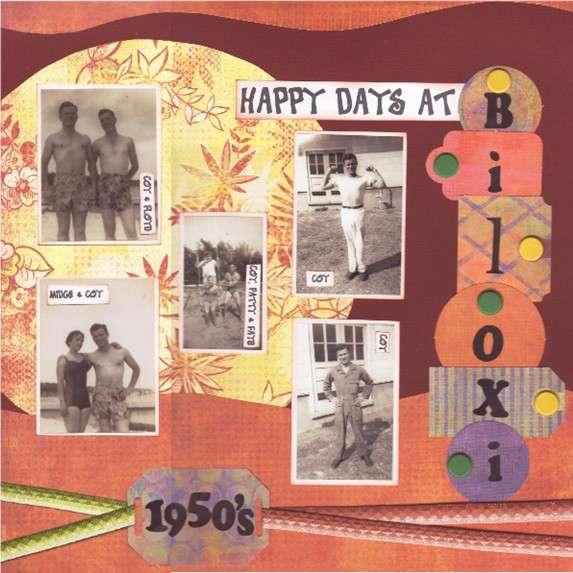 Happy Days at Biloxi