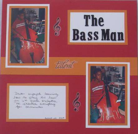 The Bass Man
