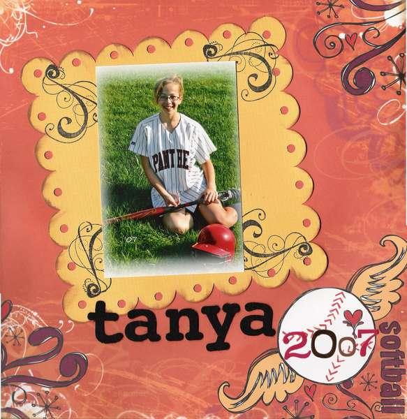 Tanya/Softball 2007