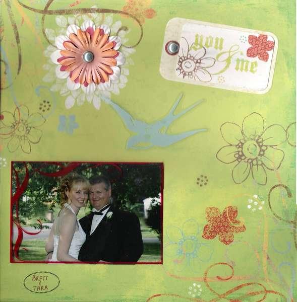 Tara and Brett wedding