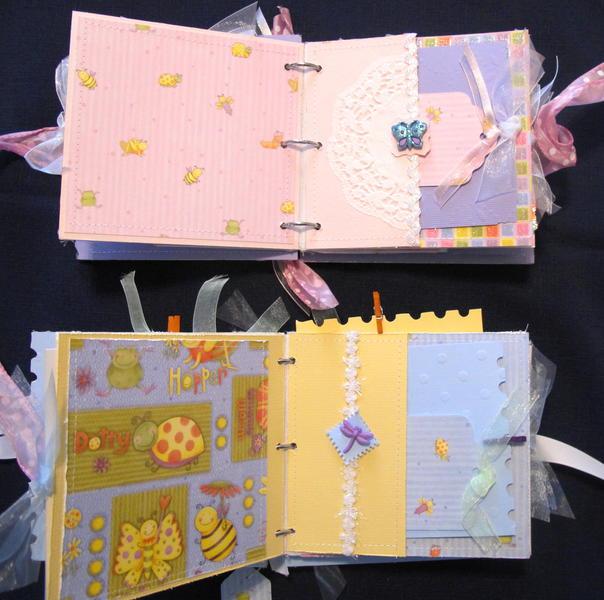 Bugs Little Boy and Little Girl Mini Album