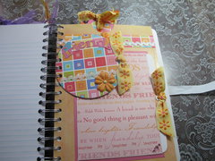 Girl's Junk Journal and photo book