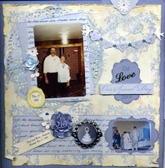 Andersen 25th Wedding Anniversary