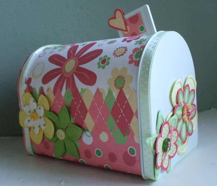 Altered Mail Box #5 Pic 1