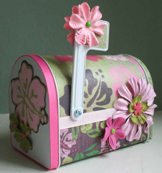 Altered Mail Box #3 Pic 1