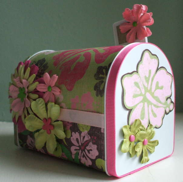 Altered Mail Box #3 Pic 2