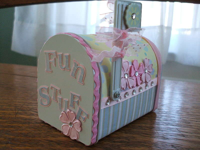 Altered Mail Box #2 Pic 2