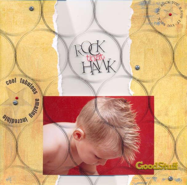 rock that hawk