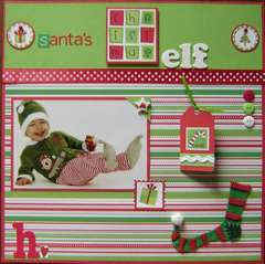 Santa's Christmas Elf