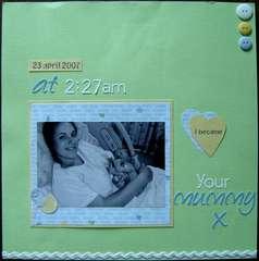 Your Mummy