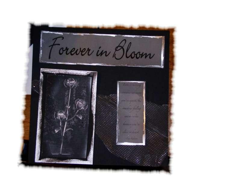 Forever in Bloom - left side