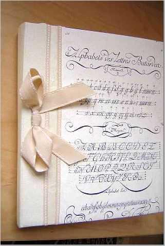 Calligraphy Photo Album