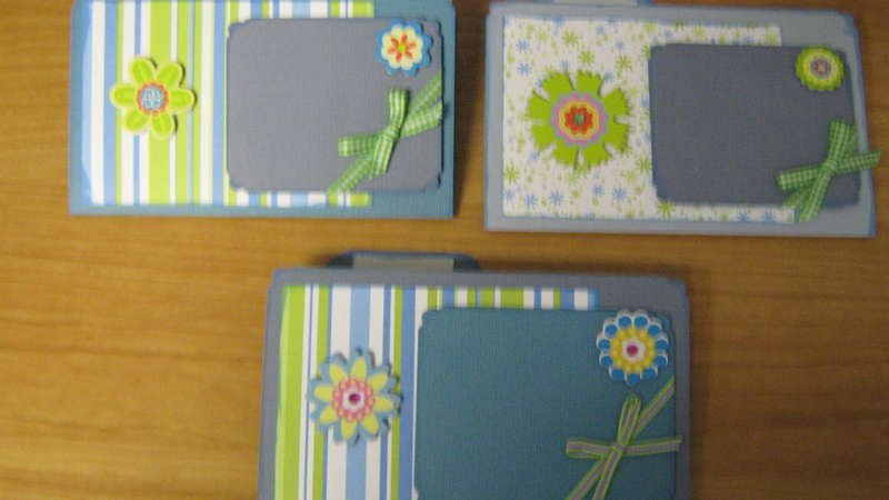 File folders for Creative with Color swap, blue