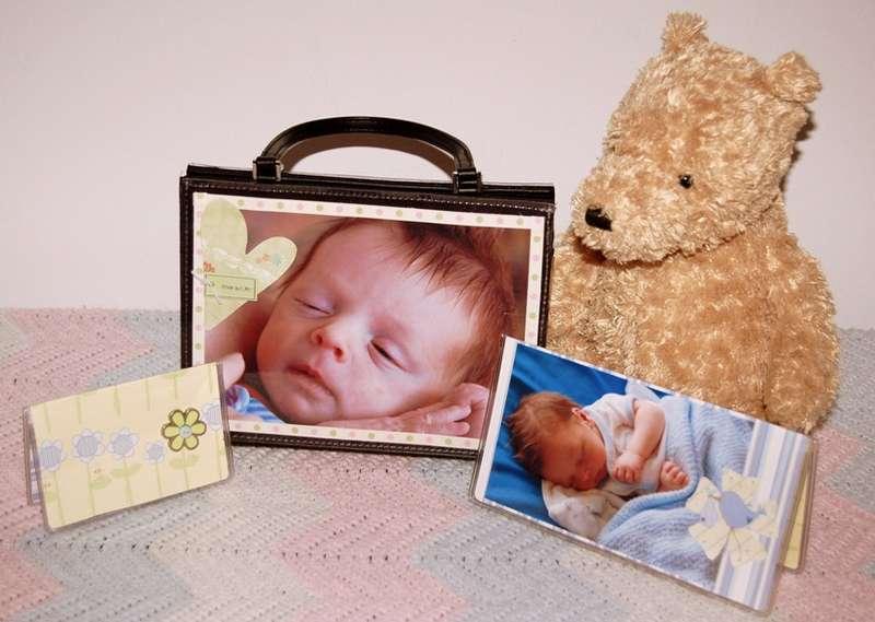 baby *Memory Purse set