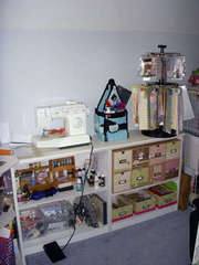 More of my storage area