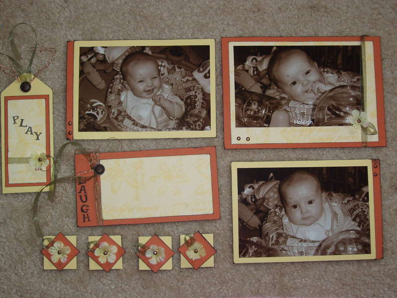 Custom Page Kit for Momoftwingirlss