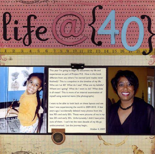 Life @ 40