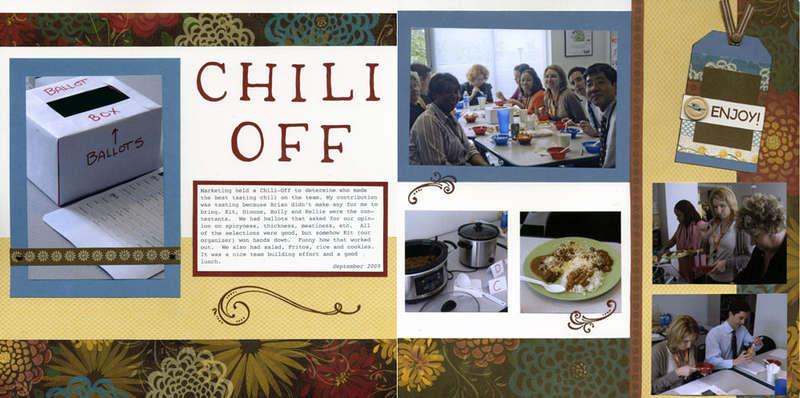 Chili Off