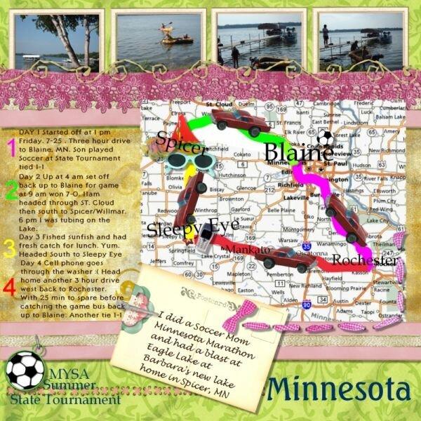 Minnesota Marathon page 1