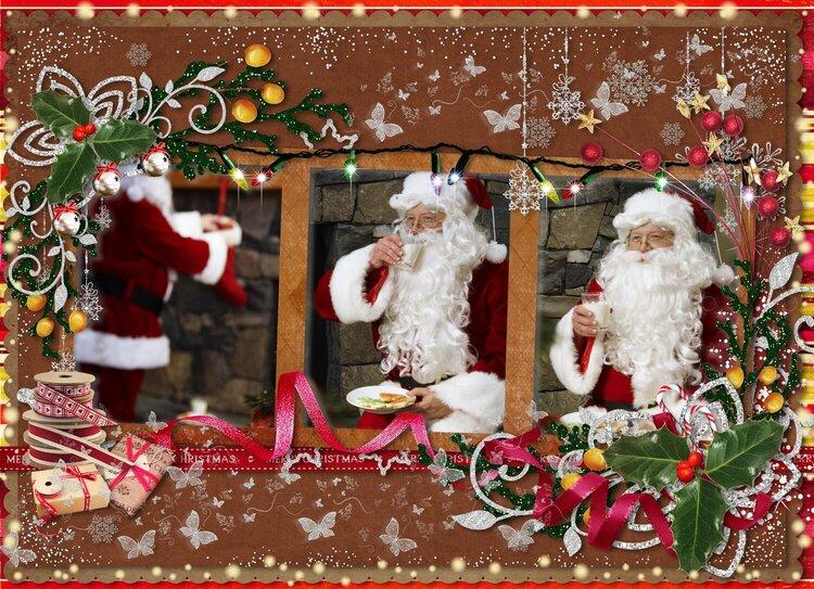 Santa Time!!