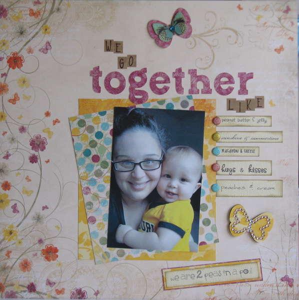We Go Together....