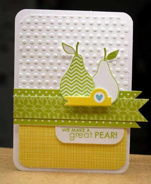 Great Pear Card