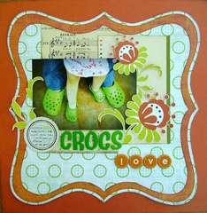 Crocs Love