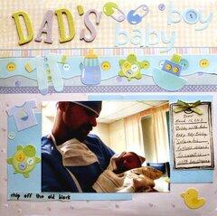 Dad's Baby Boy