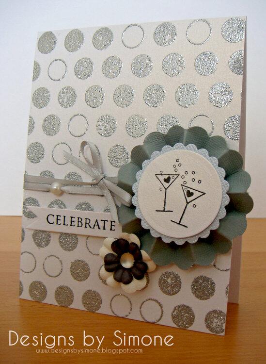 Celebrate New Year's Card