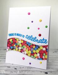 Celebrate Sprinkles Card