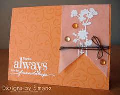 Sunshine Time for Friendship Card