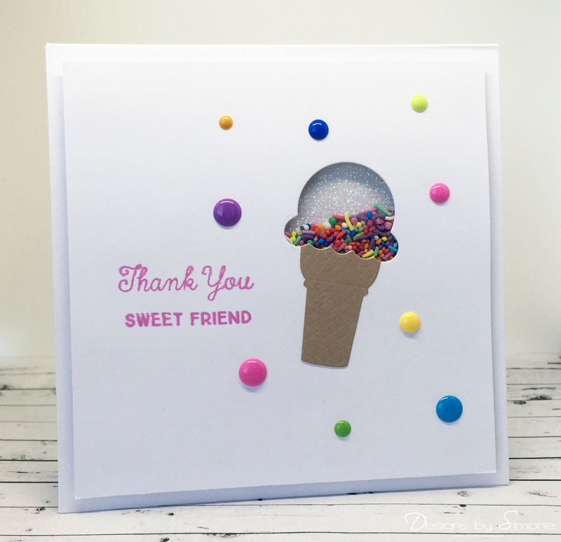 Sweet Thank You Card