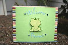 ~Welcome Prince~