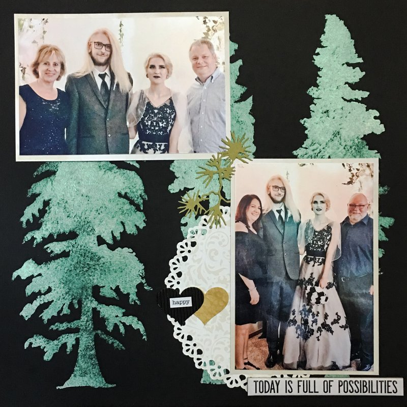 Wedding Album for C and E 102018