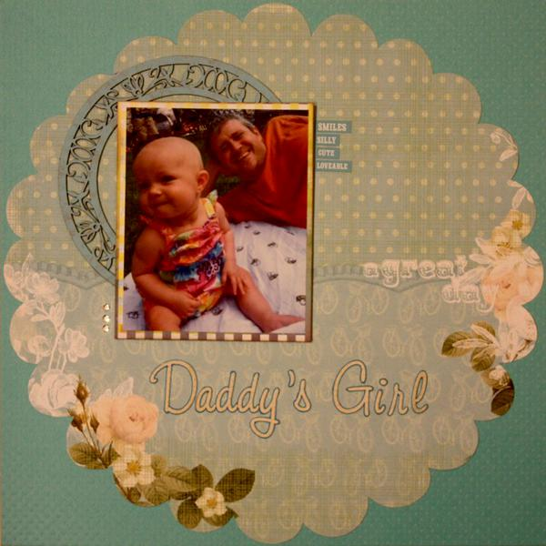 Daddy's Girl - January LO #7