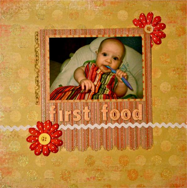 First Food - January LO #5
