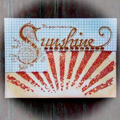 Happiness is Sunshine ATC