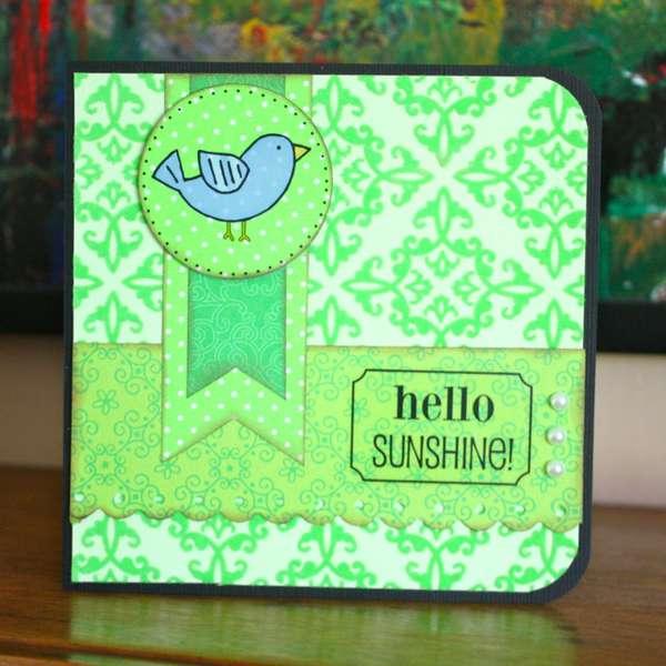 Hello Sunshine (Card #14)