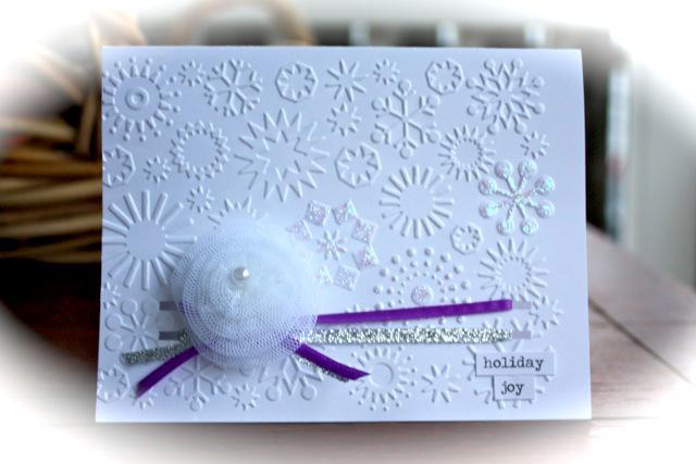 Holiday Joy - November Card 14
