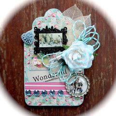 Wonderful Wonderland Tag