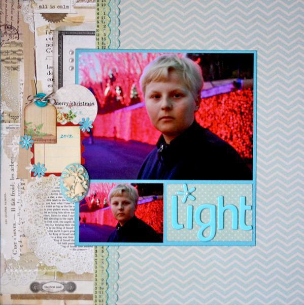 Light (February LO #3)