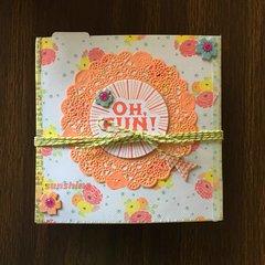 Oh Fun! Mini 6 x 6 Pen Pal Letter/Album