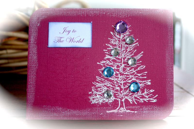 Joy to the World - November Card 15