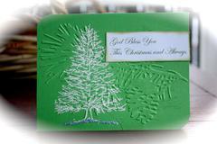 God Bless You Card - November Card 16